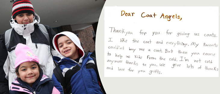 Coat Angels Thank You note 3